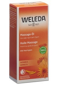 WELEDA Arnika Massageöl Fl 50 ml