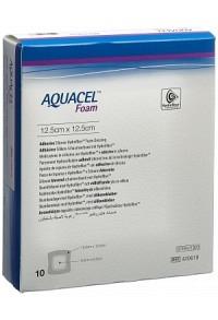 AQUACEL FOAM adhäsiv 12.5x12.5cm 10 Stk