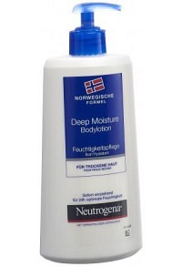 NEUTROGENA Deep Moisture Lot 400 ml