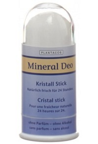 PLANTACOS Mineral Deo Stick Kristall 62.5 ml