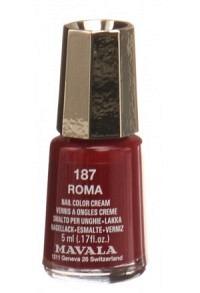MAVALA Nagellack Mini Color 187 Roma 5 ml