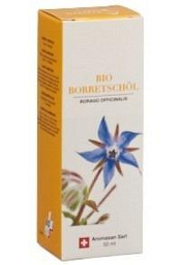 AROMASAN Borretschöl Bio 50 ml