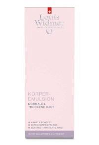 WIDMER Emulsion Corps Parf 200 ml