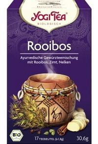 YOGI TEA Rooibos African Spice 17 Btl 1.8 g