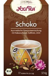 YOGI TEA Schoko Aztec Spice 17 Btl 2.2 g