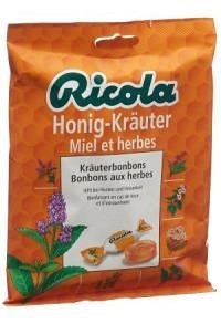 RICOLA Honig-Kräuter Bonbons Btl 125 g