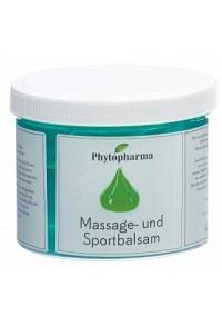 PHYTOPHARMA Pferdebalsam Massage Sportbals 500 ml
