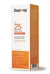 DAYLONG Protect&care Lotion SPF 25 Tb 200 ml
