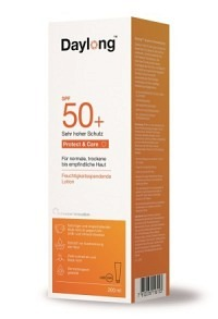 DAYLONG Protect&care Lotion SPF50+ Tb 200 ml