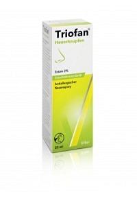TRIOFAN Heuschnupfen Nasenspray 20 ml