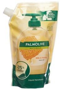 PALMOLIVE Flüssigseife Milch + Honig refill 500 ml