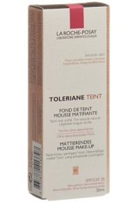 ROCHE POSAY Tolériane Teint Mousse 01 Tb 30 ml