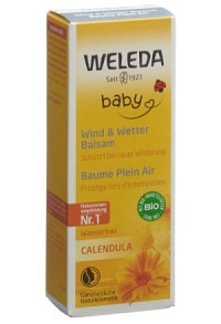 weleda baby calendula wind wetterbalsam 30 ml baby creme emuls lot milch oel mein. Black Bedroom Furniture Sets. Home Design Ideas