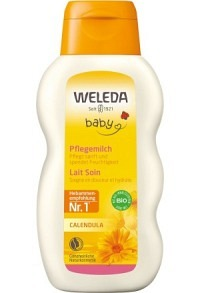 WELEDA BABY Calendula Pflegemilch 200 ml