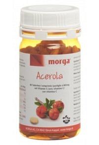 MORGA Acerola Tabl 80 mg Vitamin C 80 Stk