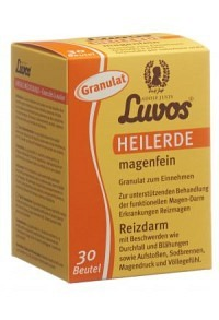 LUVOS Heilerde magenfein Granulat 30 Stk