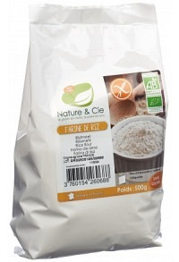 NATURE&CIE Reismehl glutenfrei 500 g