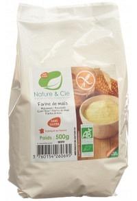 NATURE&CIE Maismehl glutenfrei 500 g