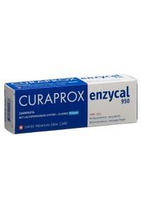 CURAPROX Enzycal 950 Zahnpasta D/F/E 75 ml