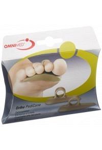 OMNIMED Ortho PediCone Zehenpolster 1 Paar