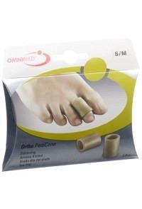 OMNIMED Ortho PediCone Zehenring S/M 2 Stk