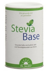 DR. JACOB'S SteviaBase Plv Ds 400 g