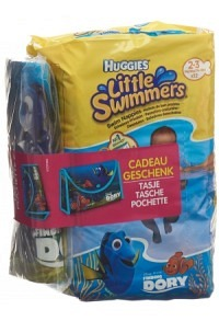 HUGGIES Little Swimmers Windel Gr2-3 12 Stk