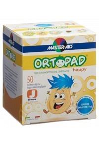 ORTOPAD Happy Occlusionspflaster junior 50 Stk