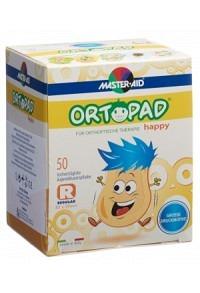 ORTOPAD Happy Occlusionspflaster regular 50 Stk