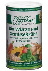 PFIFFIKUSS Gourmet Streuwürze Gemüsebrüh Bio 250 g