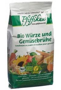 PFIFFIKUSS Gourmet Streuwürze Gemüsebrüh Bio 450 g
