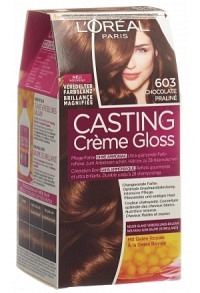 CASTING Creme Gloss Golden Chocolates 603 Praliné