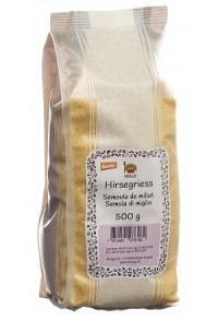 MORGA Hirsegriess Bio Demeter Btl 500 g