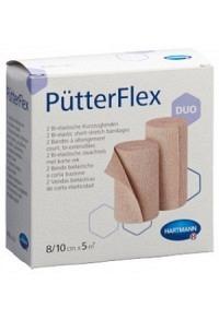 PÜTTER FLEX Binde 8/10cmx5m 2 Stk