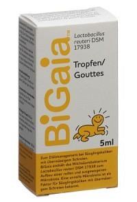 BIGAIA Tropfen mit Lactobacillus reuteri 5 ml
