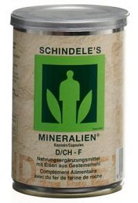 SCHINDELE'S Mineralien Kaps Ds 250 Stk