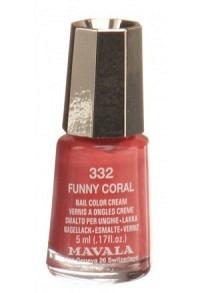 MAVALA Nagellack 332 Funny Coral 5 ml