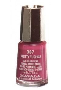 MAVALA Nagellack 337 Pretty Fuchsia 5 ml
