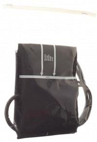 BOSO K2 Klettmanschette starke Arme schwarz
