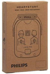 PHILIPS HS1 Elektrodenkassetten für Kinder