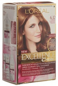 EXCELLENCE Color Creme 6.32 sonniges dunkelblond
