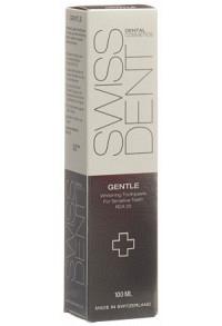 SWISSDENT Gentle Zahnpasta Tb 100 ml
