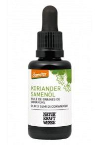 NATURKRAFTWERKE Koriandersamenöl Demeter 30 ml