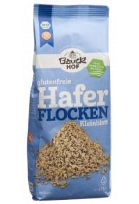 BAUCKHOF Haferflocken Kleinblatt glutenfrei 475 g
