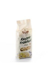 BAUCKHOF Knusper Frühstück 3-Korn glutenf 225 g