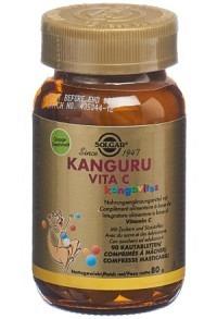 SOLGAR Kanguru Vita C Kautabl 90 Stk