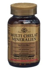 SOLGAR Multi Chelat Mineralien Tabl 90 Stk