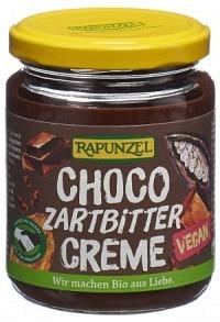 RAPUNZEL Choco Aufstrich Zartbitter Glas 250 g