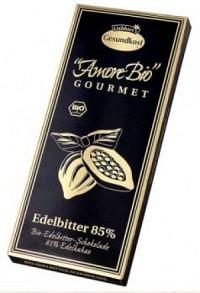 LIEBHART Schoko Edelbitt Kakao 85% Bio 100 g