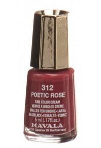 MAVALA Nagellack 312 Poetic Rose 5 ml